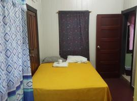 Hotel el Buen Gusto, Coxen Hole (рядом с городом Coconut Garden)