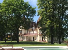 Manoir de Sornat, Bourbon-Lancy (рядом с городом Paray-le-Frésil)