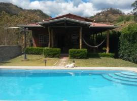 Quinta la Bonanza, La Granja (Vilcabamba yakınında)