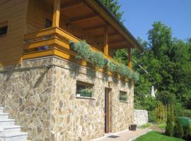 Počitniška hiša - Gorski cvet
