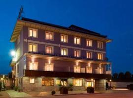 Hotel San Francesco, Borgomanero (Nær Gattico)