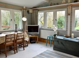 The Cat and Moose Cabin, Broad Chalke