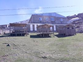 Khinalig Ketish Guest Hause, Amsar (Yukhary Dzhalgan yakınında)