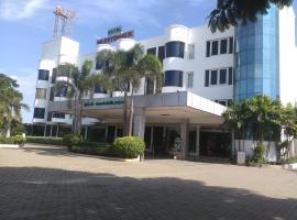 Hotel Milestonnez, Sriperumbudur (рядом с городом Kāndūr)