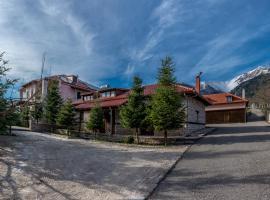 Mountain House, Карпенисион (рядом с городом Áyios Nikólaos)