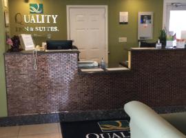 Quality Inn & Suites Glenmont - Albany South, Glenmont (in de buurt van East Greenbush)