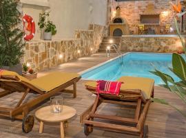 Villa Armonia Boutique Living, Dhrakóna (рядом с городом Thimiá)