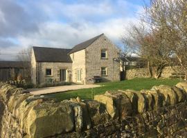 Hallyard House, Barn Conversion