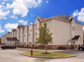 Microtel Inn & Suites by Wyndham Middletown, Middletown (in de buurt van Chester)