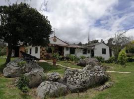 Casa Campestre las Rocas, La Estancia (Guasca yakınında)