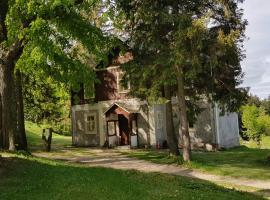 Wodolenka, Hrádek (Petrovice yakınında)
