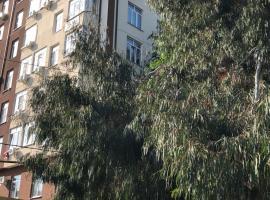 Apartment on Orbitovskaya