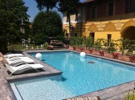 Hotel Tenimento Al Castello, Sillavengo (Recetto yakınında)