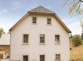 Two-Bedroom Apartment in Schwarzenbach am Wald, Schwarzenbach am Wald