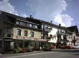 Hotel Saint-Hubert, Malmedy