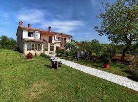 Holiday Apartment Ariella, Križanici (рядом с городом Žminj)