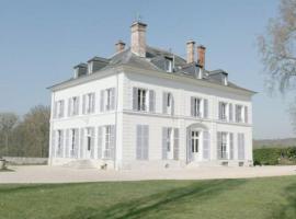 La Grande Maison Le Loft, Seine-Port (рядом с городом Ле-Кудре-Монсо)