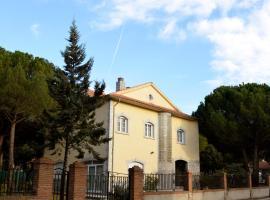El Capricho de Navares, Pozanco