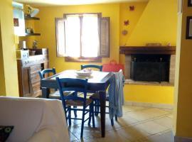 Casa in borgo, Castelfiorentino (Granaiolo yakınında)