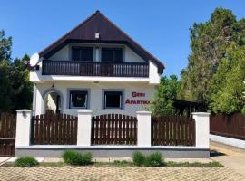 Geri Apartman, Мезёкёвешд (рядом с городом Novaj)