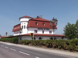 Hotel Styria, Chvalovice (Vrbovec yakınında)