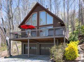 Suzies Cabin, Asheville (in de buurt van Arden)