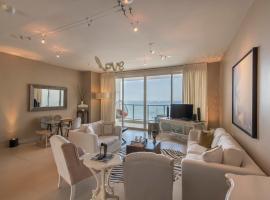 Romantic Ocean Apartment