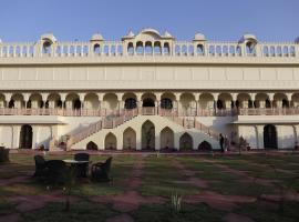 Laxmi Palace Heritage Hotel, Dausa (рядом с городом Dubbī)