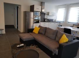 Appartement Crystal, Мелён (рядом с городом Рубель)