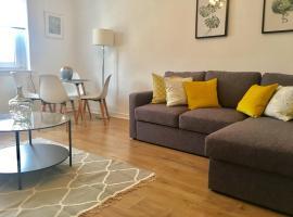 Blantyre Centre Apartment, Глазго (рядом с городом Uddingston)