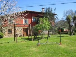 Apartamento Rural El Jondrigu, Bada (San Martin de Bada yakınında)
