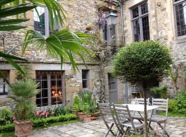 Hôtel Tanquerey de La Rochaisière, Coutances (рядом с городом Gratot)