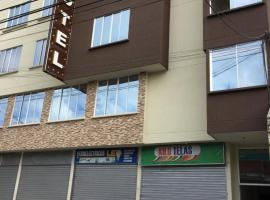 Hotel Marialu, Ocaña