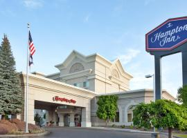 Hampton Inn Idaho Falls / Airport
