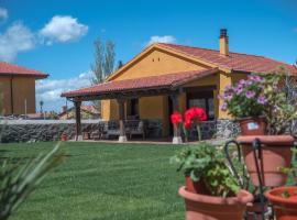Casa Cantera del Berrocal, Ortigosa del Monte (рядом с городом La Losa)