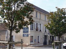 Hotel Le Cassini, Montoire-sur-le-Loir (рядом с городом Prunay-Cassereau)