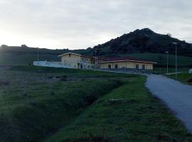 Hotel Bena e Traes, Laerru (Sedini yakınında)