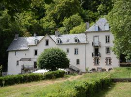 Domaine de la Jordanne - B&B, Saint-Cirgues-de-Jordanne (рядом с городом Marmanhac)