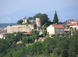05 Promenade du Château, Montmeyan