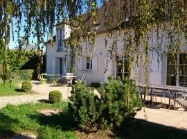 Les Chambres d'Elisabeth, Montépilloy (рядом с городом Raray)
