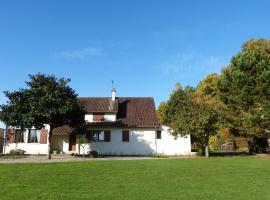 Grande Maison familiale en pleine nature, Marchemaisons (рядом с городом Trémont)