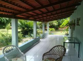 Sitio da Paz, Eusébio