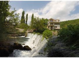 Waterfall House Getaway, Trilj (рядом с городом Grab)