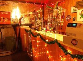 Cypress Motor Inn, Cypress River (Treherne yakınında)