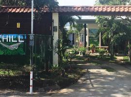 The Chill Inn, Alajuela (Rodeo yakınında)
