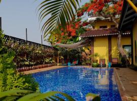 Thanakha Inle Hotel, Ньоншуэ