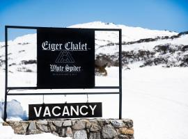 Eiger Chalet, Perisher Valley