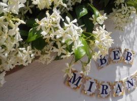 Da Miranda Bed & Breakfast, Sant'Elia Fiumerapido