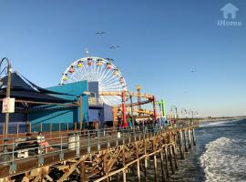 Santa Monica Beach & Pier Apartment*26, Los Angeles (Near Santa Monica)