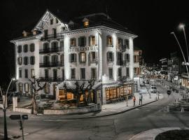 Langley Hotel Gustavia, Chamonix-Mont-Blanc